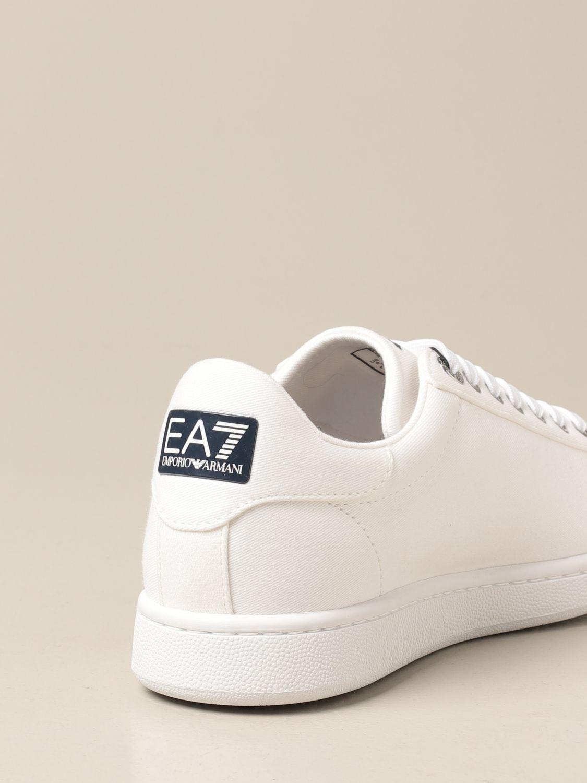 Trainers Ea7: Shoes men Ea7 white 3
