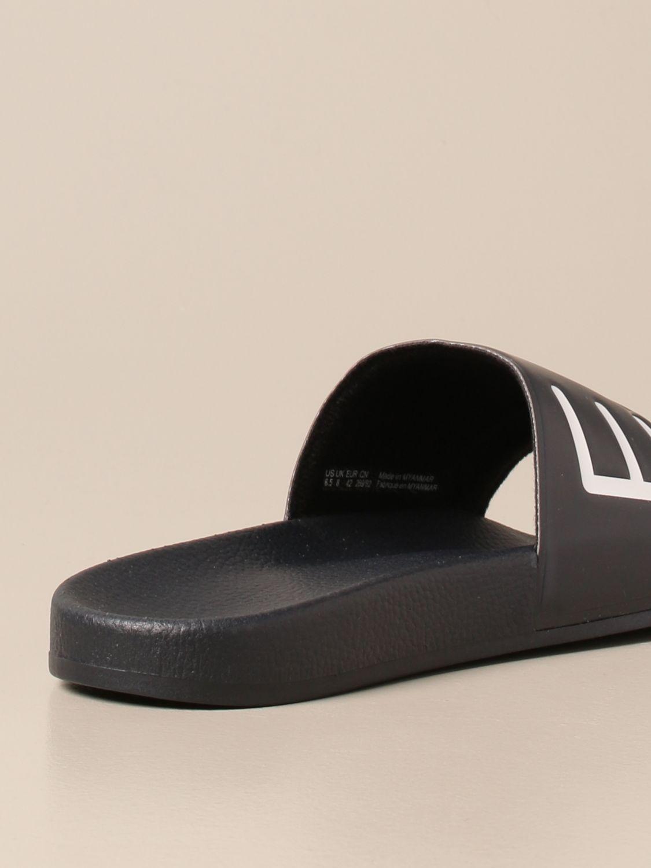 Sandalias Ea7: Zapatos hombre Ea7 azul oscuro 3