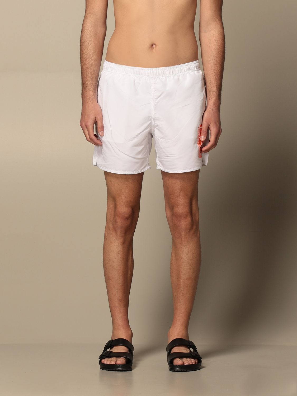 Swimsuit Ea7: Swimsuit men Ea7 white 1