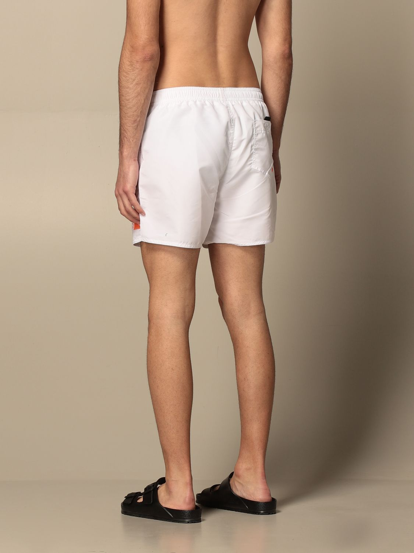 Swimsuit Ea7: Swimsuit men Ea7 white 2