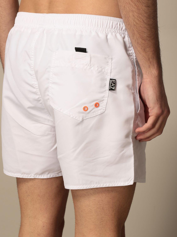 Swimsuit Ea7: Swimsuit men Ea7 white 3