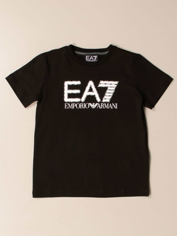 Camiseta Ea7: Camiseta niños Ea7 negro 1