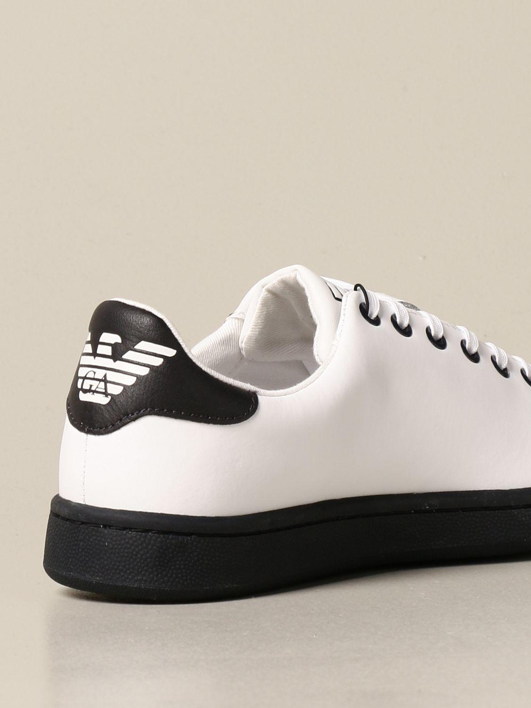 Zapatos Ea7: Zapatos niños Ea7 blanco 3