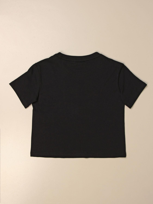 T-shirt Emporio Armani: T-shirt Emporio Armani in cotone con logo blue 2