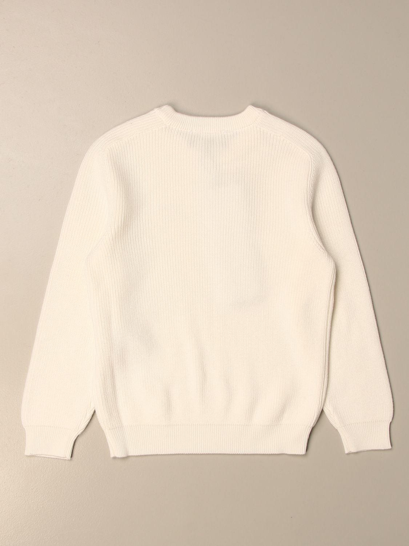 毛衣 Emporio Armani: 毛衣 儿童 Emporio Armani 白色 2
