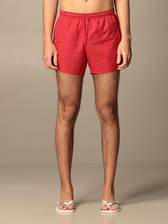 Swimsuit Emporio Armani Swimwear: Swimsuit men Emporio Armani Swimwear red 1