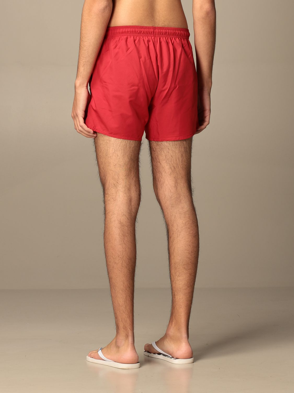 Swimsuit Emporio Armani Swimwear: Swimsuit men Emporio Armani Swimwear red 2