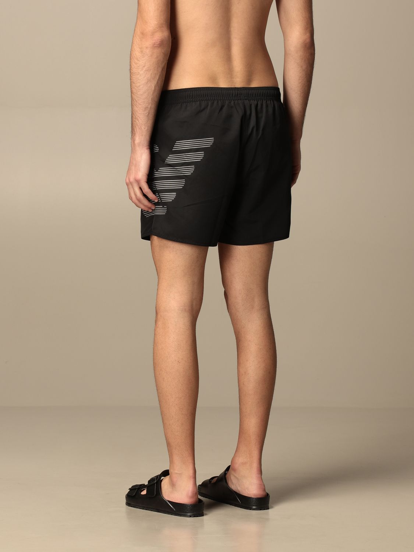 Bañador Emporio Armani Swimwear: Bañador hombre Emporio Armani Swimwear negro 2
