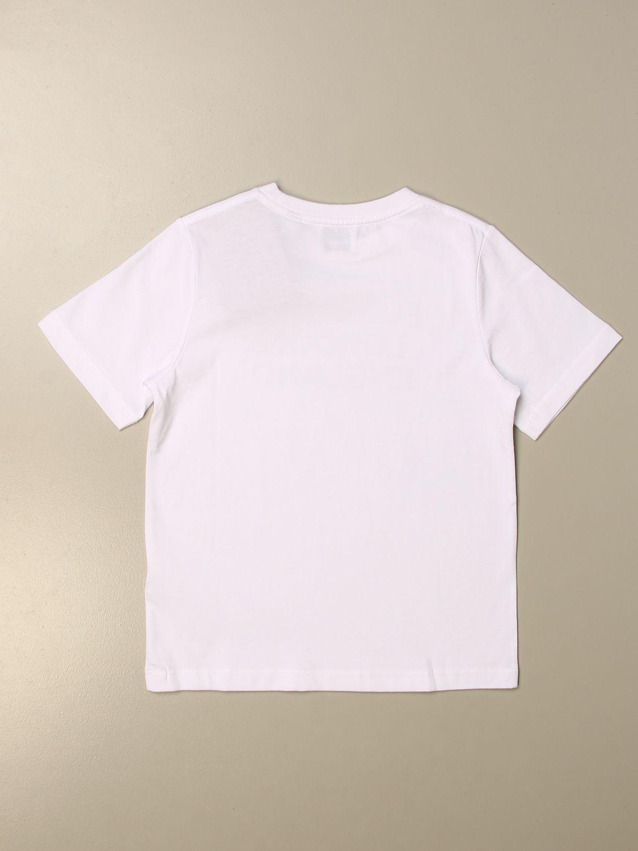 T恤 Burberry: Burberry Logo 棉质T恤 白色 2
