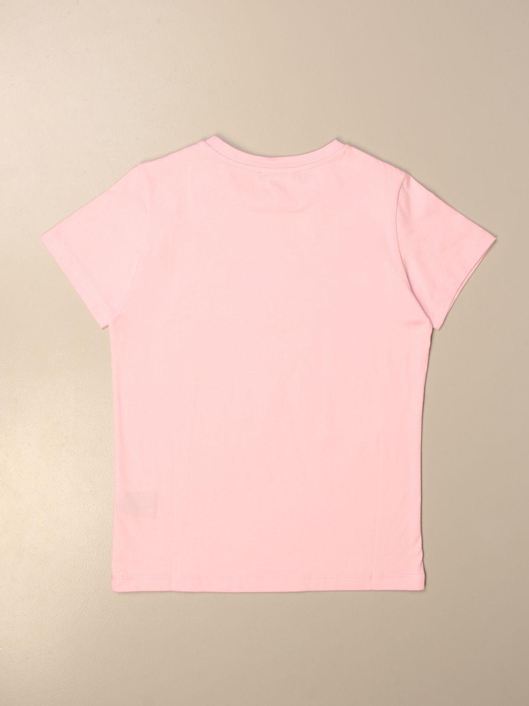 Camiseta Balmain: Camiseta niños Balmain rosa 2