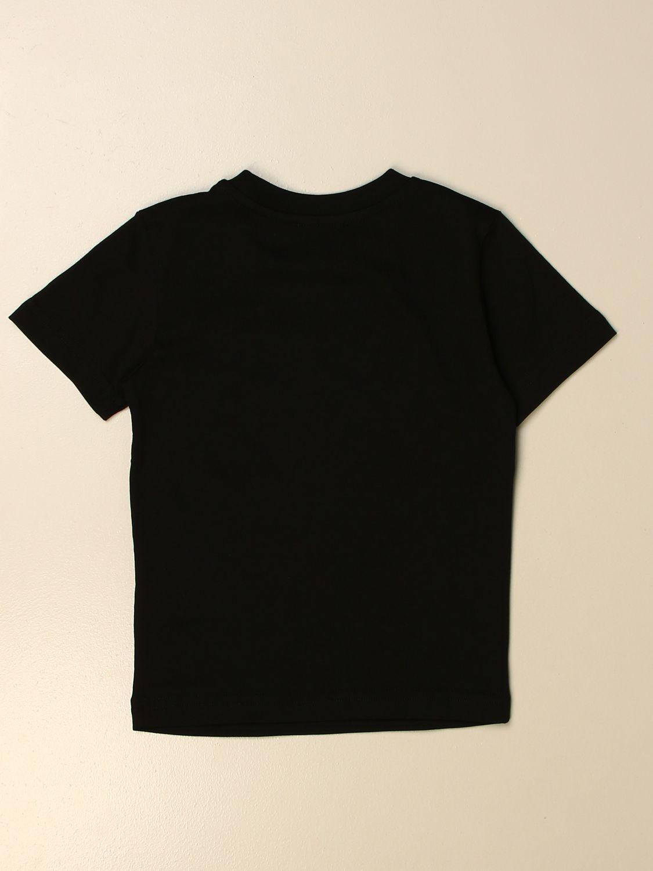 T-Shirt Diesel: T-shirt kinder Diesel schwarz 2