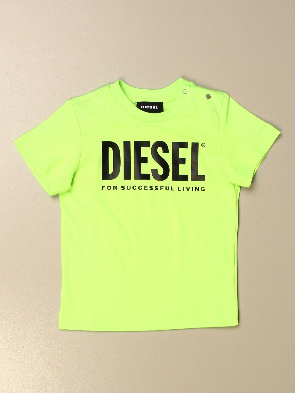 Camiseta Diesel: Camiseta niños Diesel lima 1