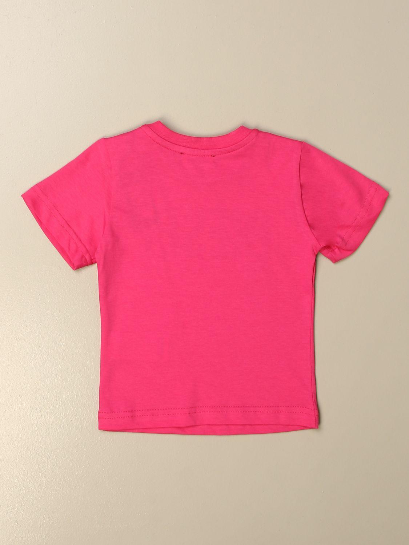 Camiseta Diesel: Camiseta niños Diesel fucsia 2