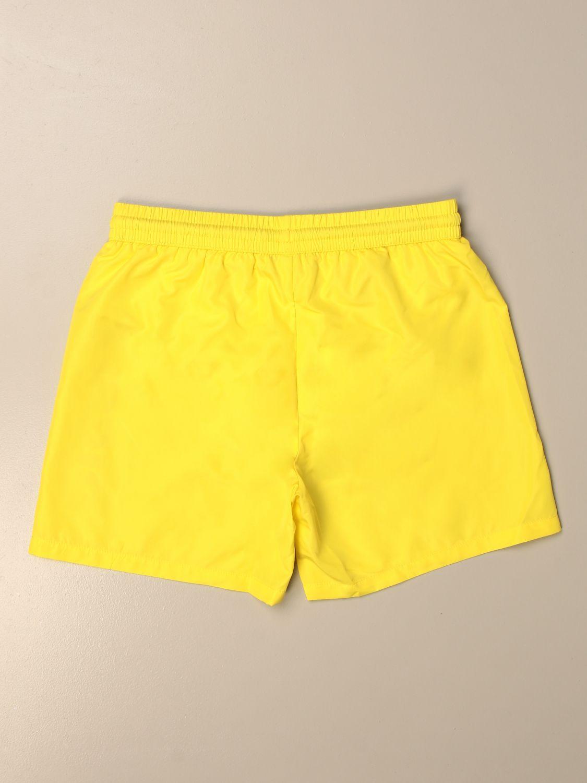 Costume Diesel: Costume a boxer Diesel con logo giallo 2