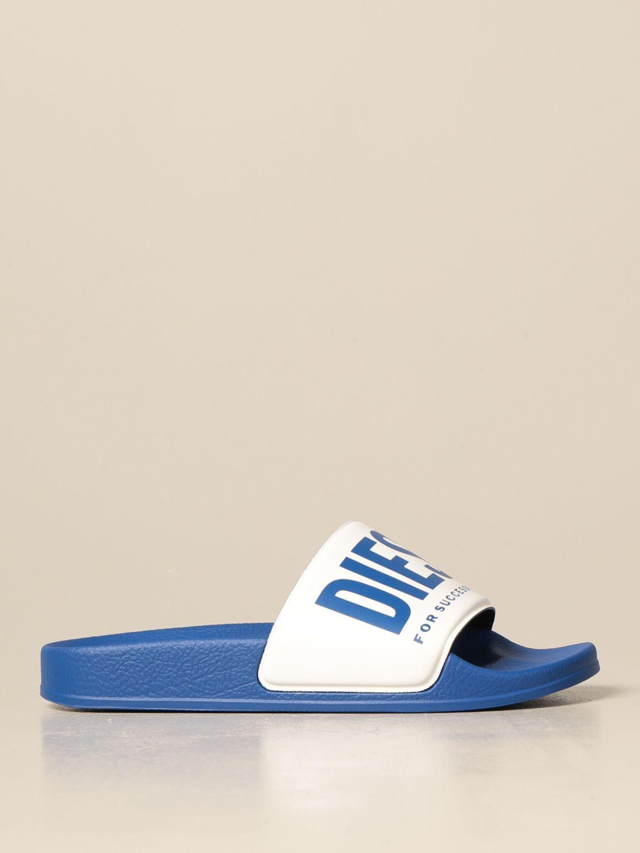 Zapatos Diesel: Zapatos niños Diesel royal blue 1