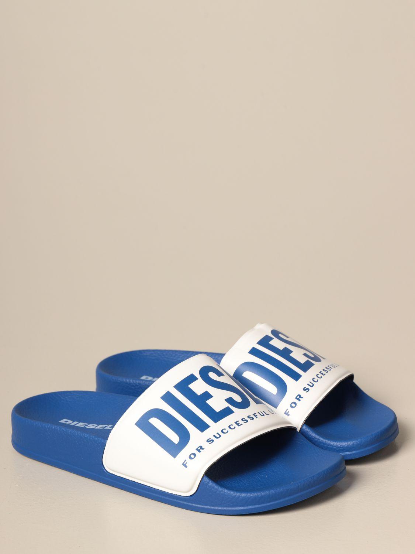 Zapatos Diesel: Zapatos niños Diesel royal blue 2
