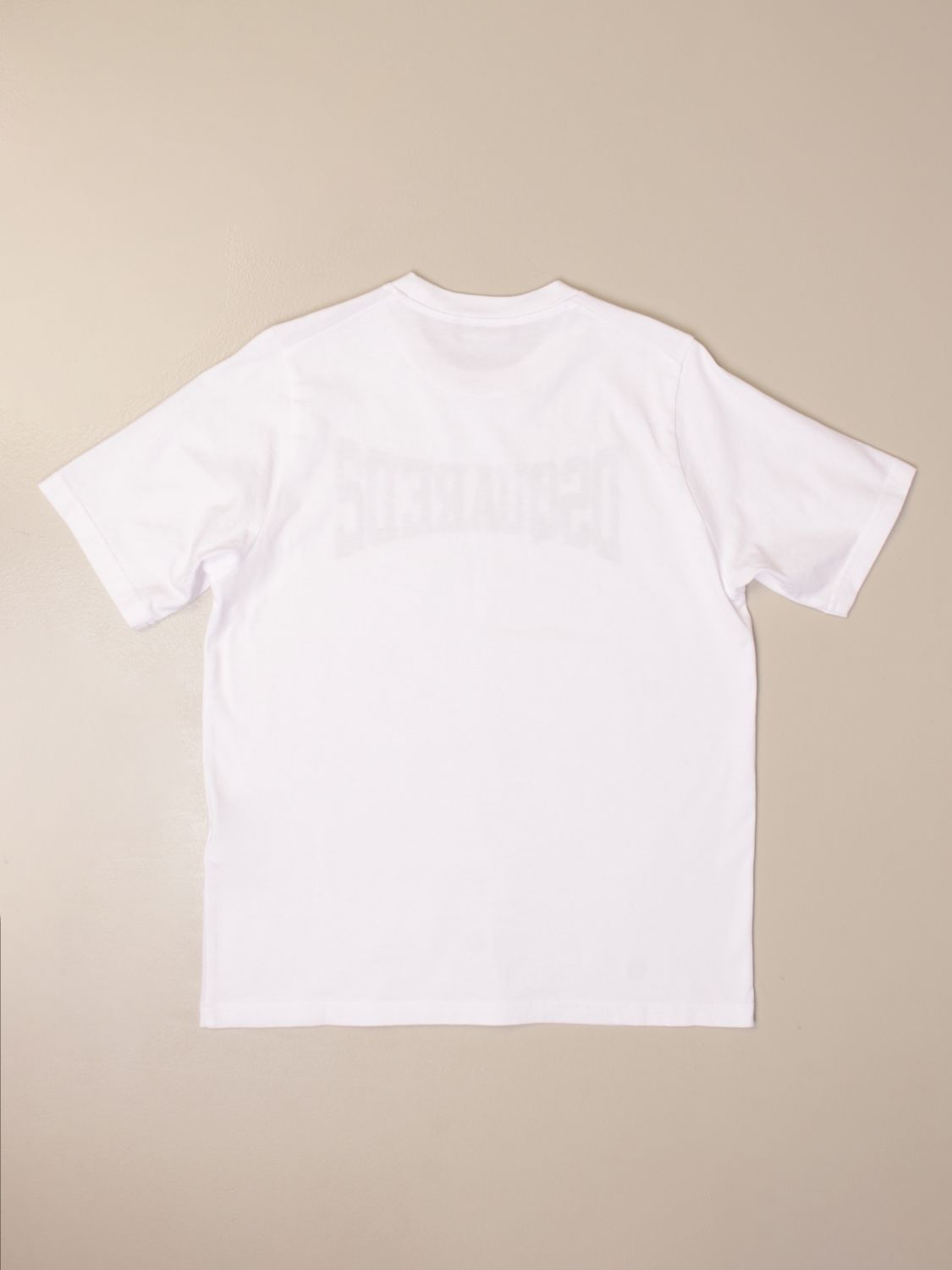 T-shirt Dsquared2 Junior: Dsquared2 Junior T-shirt in cotton with logo white 2