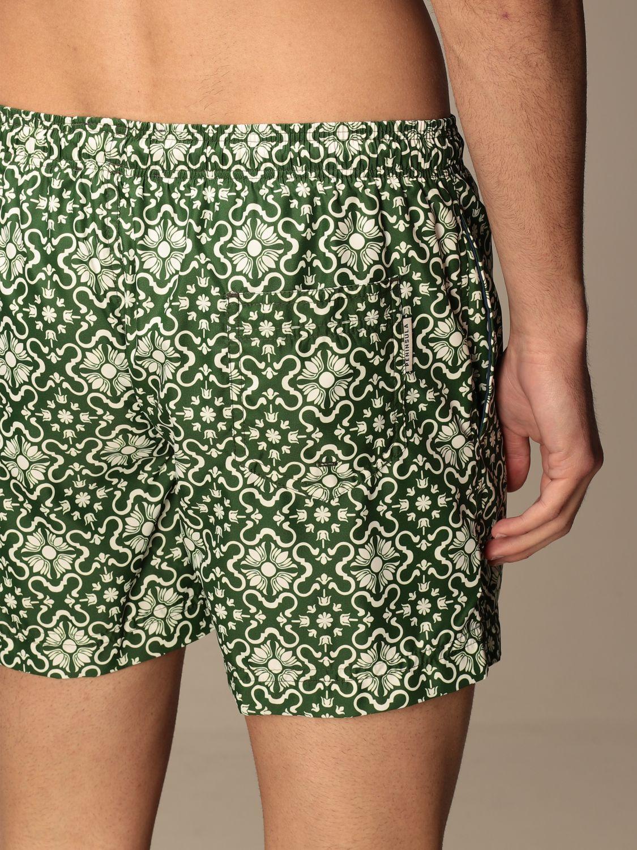 Swimsuit Peninsula: Peninsula patterned boxer costume green 3