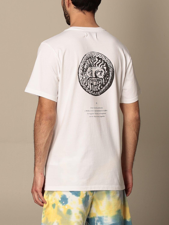 T-shirt Paura Di Danilo Paura: T-shirt homme Paura Di Danilo Paura blanc 3