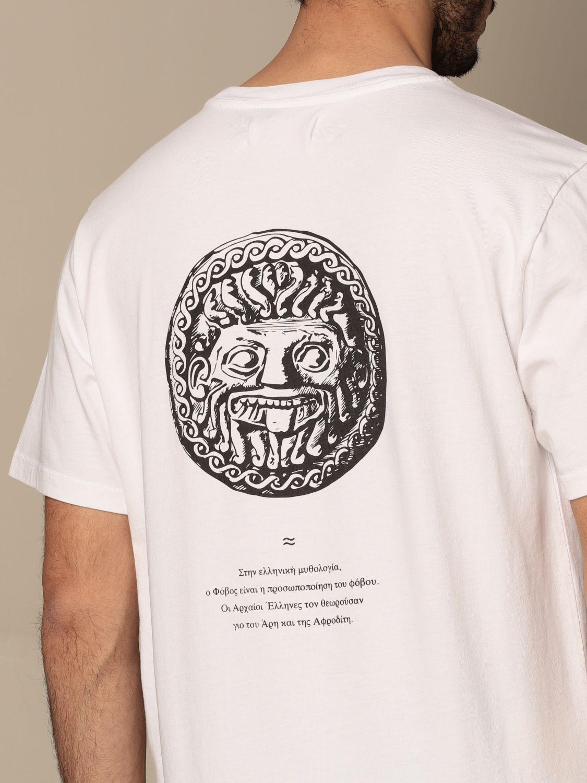 T-shirt Paura Di Danilo Paura: T-shirt homme Paura Di Danilo Paura blanc 5