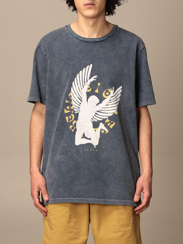 T-shirt Paura Di Danilo Paura: T-shirt homme Paura Di Danilo Paura bleu marine 1