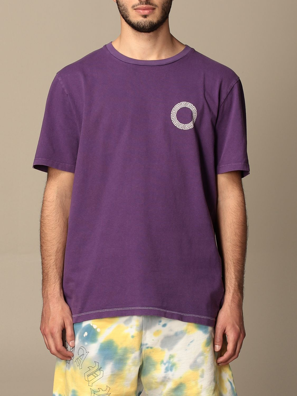 T-shirt Paura: T-shirt men Paura Di Danilo Paura violet 1