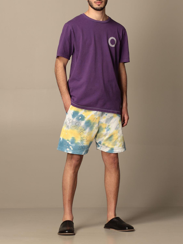 T-shirt Paura: T-shirt men Paura Di Danilo Paura violet 2