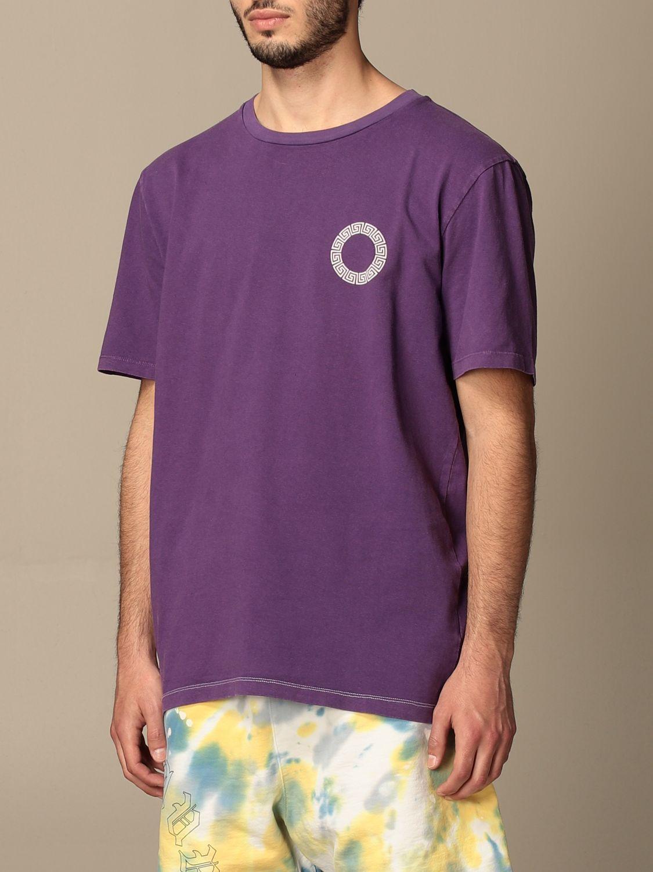 T-shirt Paura: T-shirt men Paura Di Danilo Paura violet 4