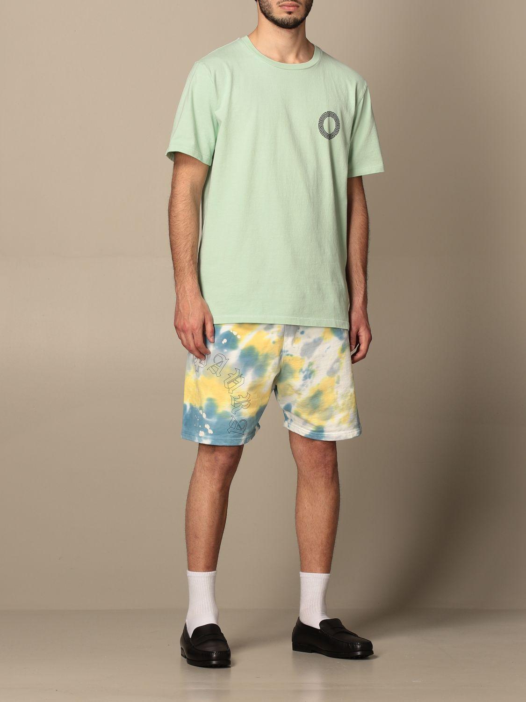 T-shirt Paura Di Danilo Paura: T-shirt homme Paura Di Danilo Paura vert 2
