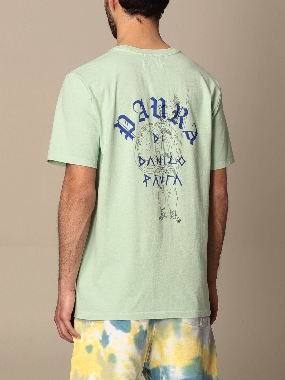 T-shirt Paura Di Danilo Paura: T-shirt homme Paura Di Danilo Paura vert 3