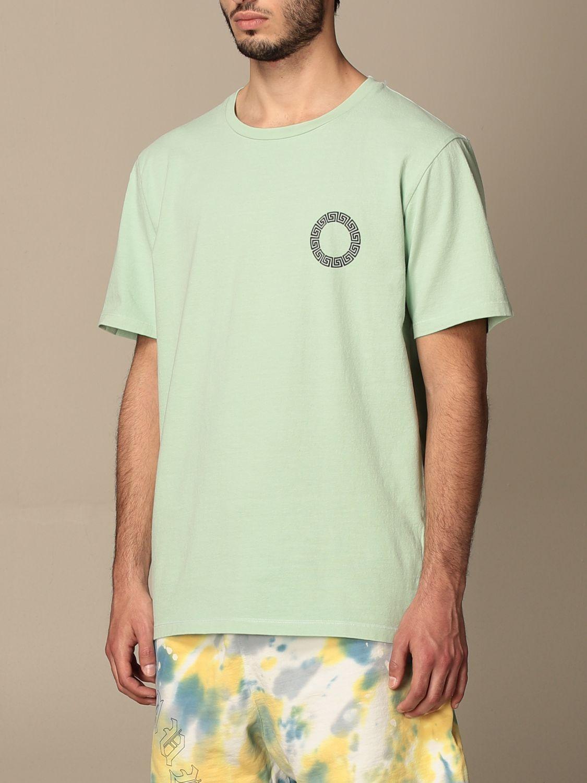 T-shirt Paura Di Danilo Paura: T-shirt homme Paura Di Danilo Paura vert 4