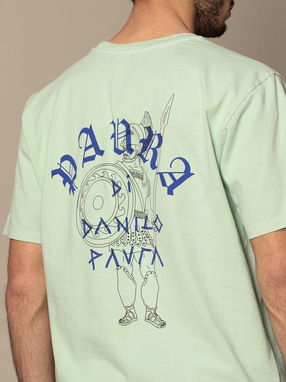 T-shirt Paura Di Danilo Paura: T-shirt homme Paura Di Danilo Paura vert 5