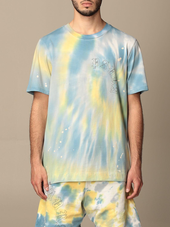 T-shirt Paura Di Danilo Paura: T-shirt homme Paura Di Danilo Paura bleu 1