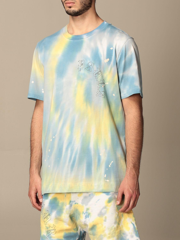 T-shirt Paura Di Danilo Paura: T-shirt homme Paura Di Danilo Paura bleu 4