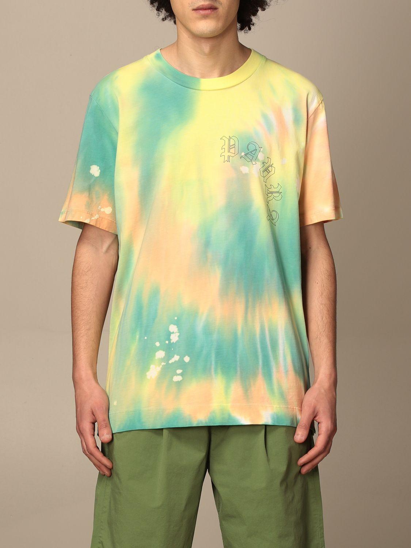 T-shirt Paura: T-shirt men Paura Di Danilo Paura yellow 1