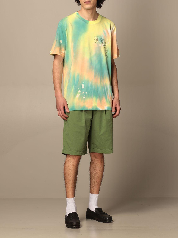 T-shirt Paura: T-shirt men Paura Di Danilo Paura yellow 2