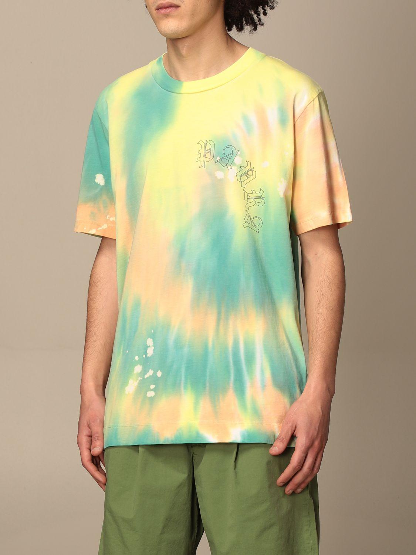 T-shirt Paura: T-shirt men Paura Di Danilo Paura yellow 4