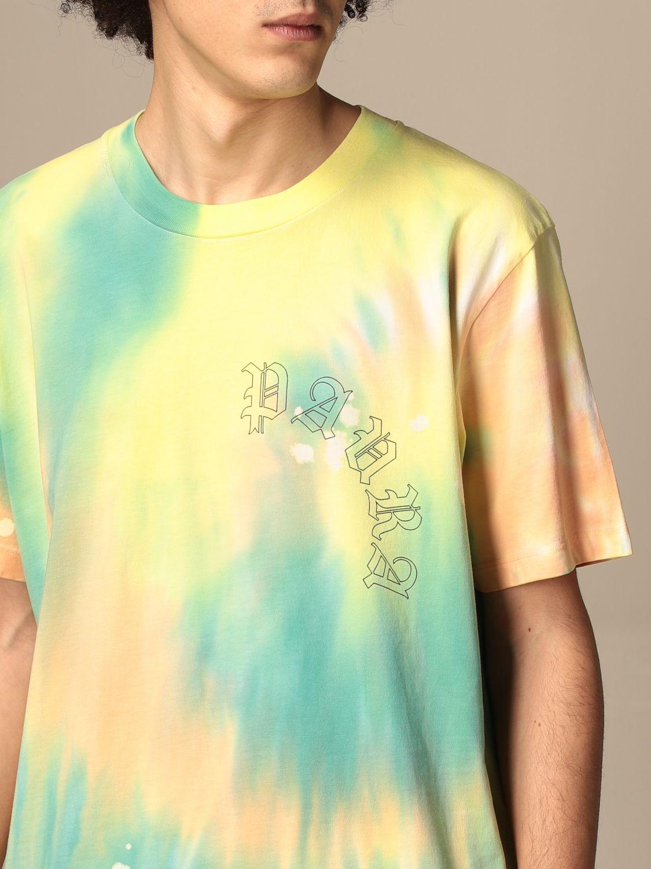 T-shirt Paura: T-shirt men Paura Di Danilo Paura yellow 5