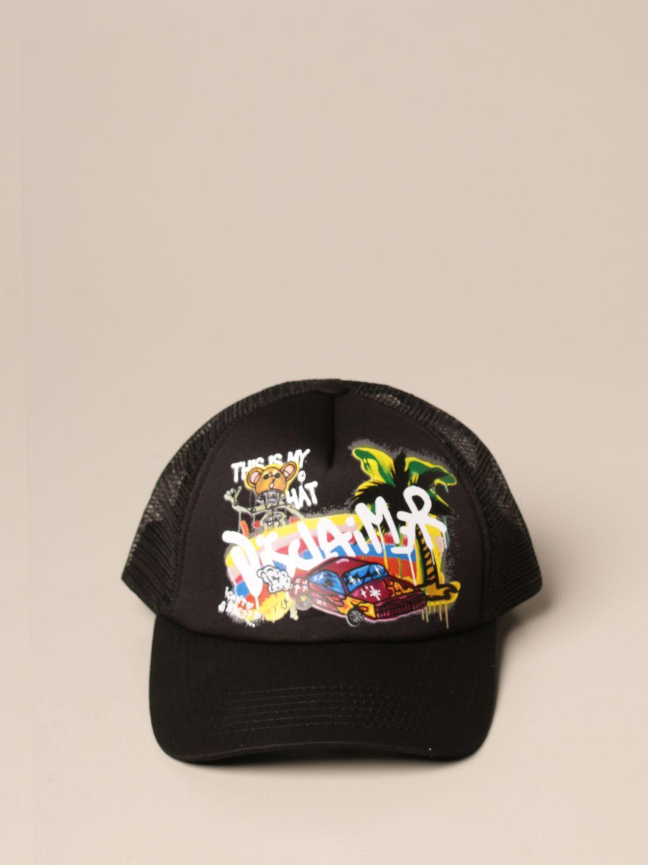 Hat Disclaimer: Hat men Dislaimer black 2