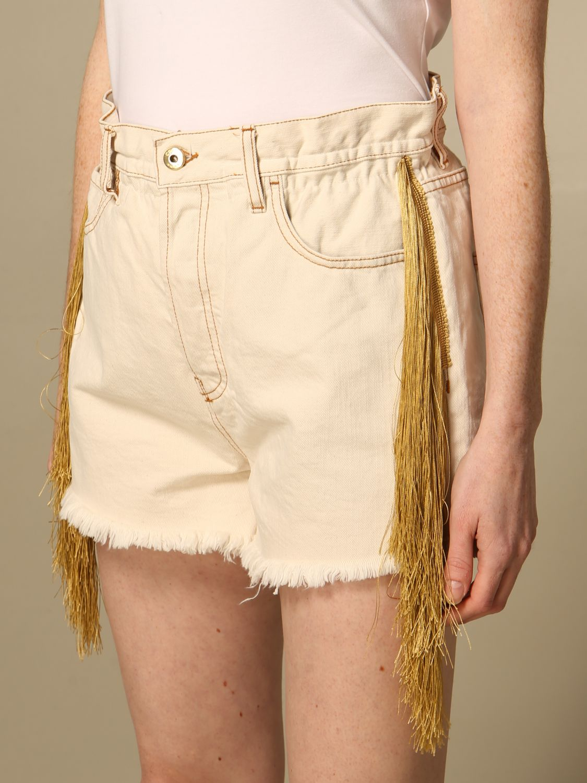 Shorts Cycle: Shorts damen Cycle beige 3