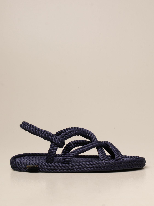 Sandals Bohonomad: Shoes men Bohonomad blue 1
