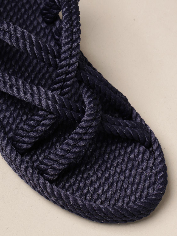 Sandals Bohonomad: Shoes men Bohonomad blue 4