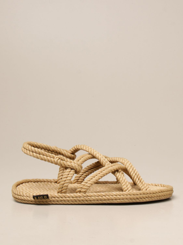 Sandalias Bohonomad: Zapatos hombre Bohonomad cuerda 1