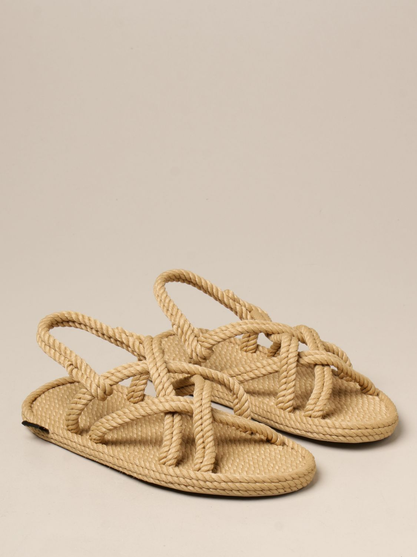 Sandalias Bohonomad: Zapatos hombre Bohonomad cuerda 2