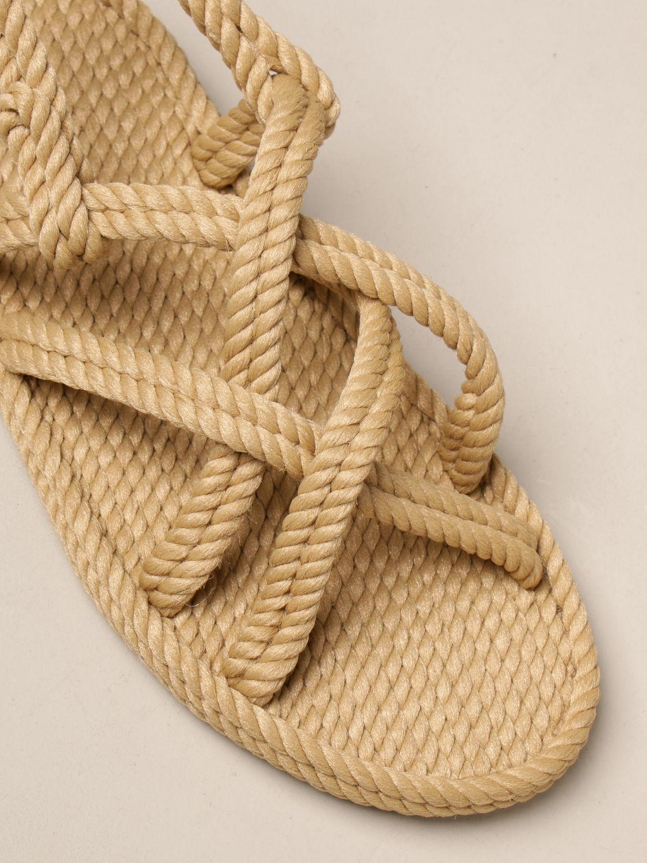Sandalias Bohonomad: Zapatos hombre Bohonomad cuerda 4