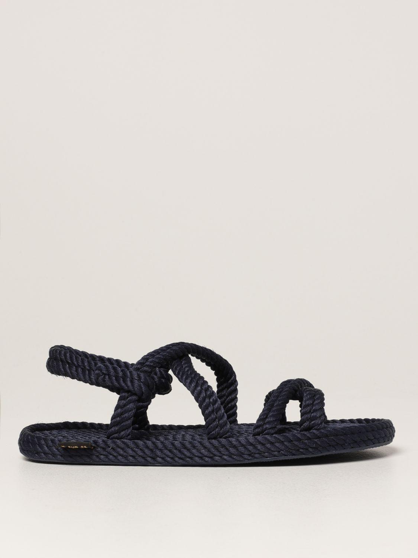 Sandales Bohonomad: Chaussures homme Bohonomad bleu 1