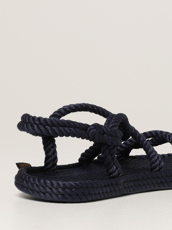Sandales Bohonomad: Chaussures homme Bohonomad bleu 3