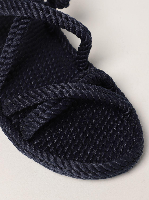 Sandales Bohonomad: Chaussures homme Bohonomad bleu 4