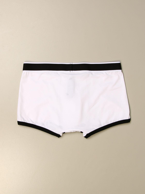 Sous-vêtement Balmain: Sous-vêtement homme Balmain blanc 2