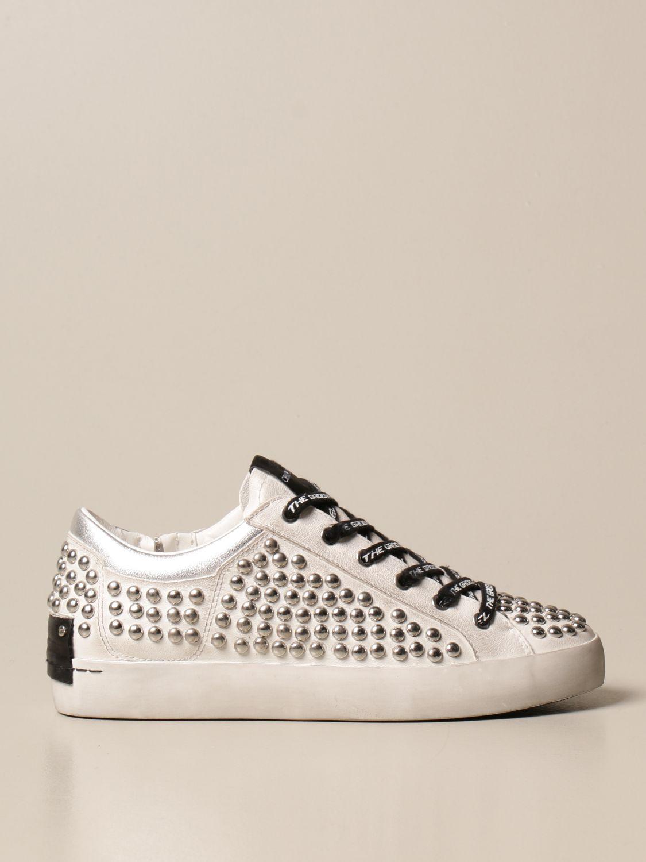 Sneakers Crime London: Schuhe damen Crime London weiß 1